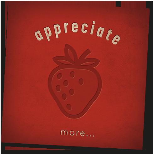 February - Appreciate More