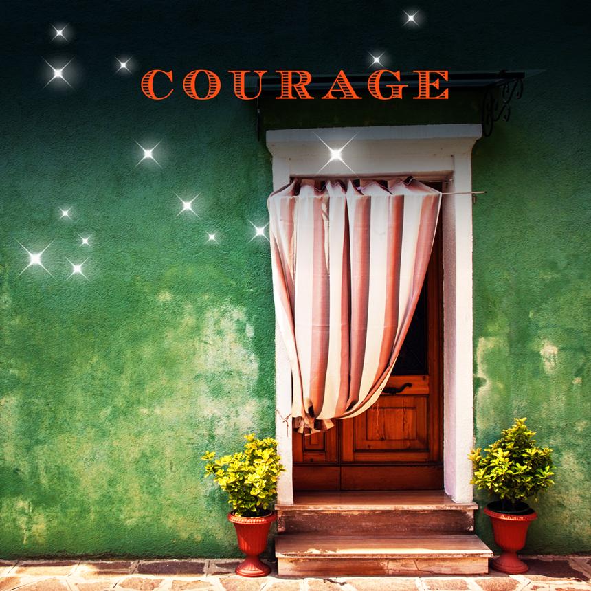 Door of Courage