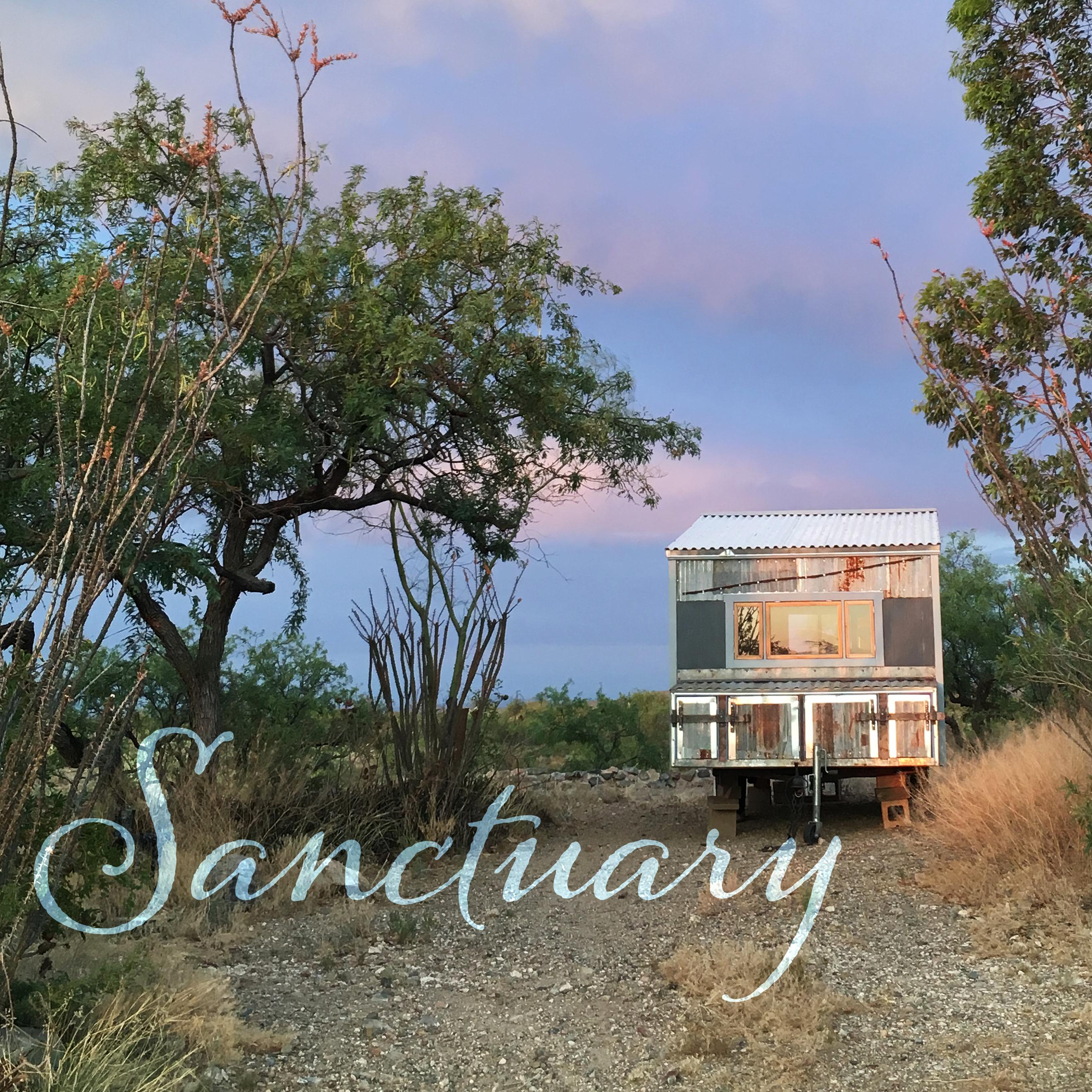 Fluent Self June - the month of Sanctuary